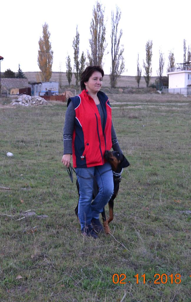 BH training, добавлены новые фото Koppod'Oro Yuriarra Yurana